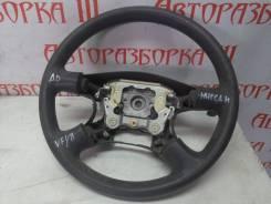 Руль. Nissan AD, VFY11 Двигатель QG15DE