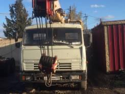 Галичанин КС-55713-1. Автокран Камаз 55713 Галичанин, 10 850 куб. см., 25 000 кг., 22 м.