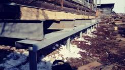 Ремонт бетонных фундаментов.