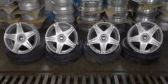 Bridgestone BEO. 6.0x16, 5x100.00, 5x114.30, ET35, ЦО 73,0мм.