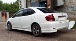 Клык бампера. Toyota Allion