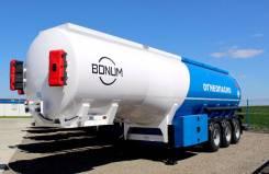 Bonum. Бензовоз полуприцеп цистерна 30000 литров, 111 куб. см., 30,00куб. м.