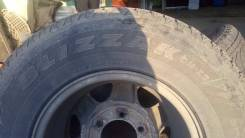 Bridgestone Blizzak DM-Z3. Зимние, без шипов, износ: 40%, 4 шт. Под заказ