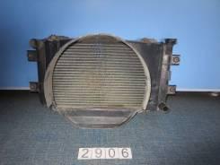 Радиатор охлаждения двигателя. Mitsubishi Minicab, U42T