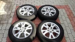 Продам комплект летних колес для Мазда 3, 6. 6.5x16 5x114.30 ET50 ЦО 67,1мм.