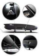 "Бокс багажник на крышу ""Classic"" 1750*800*400 черный глянец. Mitsubishi: Galant, Pajero iO, eK-Sport, Diamante, GTO, Lancer, Pajero, Chariot Grandis..."