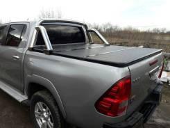 Дуга в кузов Тойота Хайлюкс (для 3-х секционной крышки). Toyota Hilux Toyota Hilux Pick Up