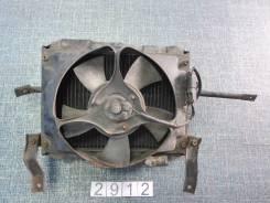 Радиатор охлаждения двигателя. Nissan Homy, ARMGE24, ARME24, KRME24 Nissan Caravan, ARMGE24, KRME24, ARME24 Nissan Caravan / Homy, ARME24 Двигатели: T...