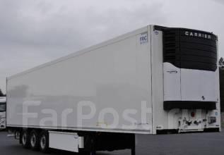 Krone. Новый рефрижератор . carrier 1550, 39 000 кг.