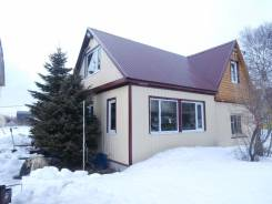Продается двухэтажный дом на 28км. сот Индустриец. 28км.сот Индустриец, р-н Елизовский, площадь дома 85 кв.м., скважина, от агентства недвижимости (п...