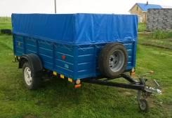 Продам прицеп. Г/п: 750 кг., масса: 185,00кг.