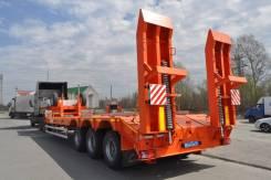 Спецприцеп. 3-х осный среднерамный трал SpecPricep 994283, ширина 3,15 м., 65 000 кг.