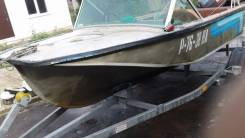Воронеж. Год: 2011 год, длина 4 500,00м., двигатель подвесной, 40,00л.с., бензин