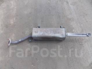 Глушитель. Nissan Bluebird Sylphy, KG11