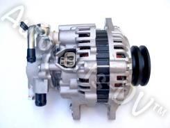 Генератор. Mitsubishi Delica Star Wagon, P15V, P45V, P25V, P05V Mitsubishi Delica Mitsubishi Pajero Двигатель 4D56