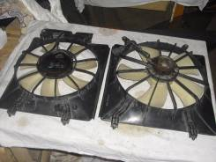 Вентилятор радиатора кондиционера. Honda CR-V, ABA-RD5, RD5, LA-RD5, ABARD5, LARD5 Двигатель K20A