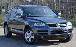 Volkswagen Touareg. I II, 3 0 V6 TDI CRCA