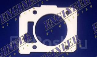 Прокладка дроссельной заслонки. Subaru Forester, SF5, SG5, SG9, SG9L, SH5 Subaru Legacy, BE5, BH5, BL5, BL9, BP5, BP9 Subaru Impreza, GC1, GC2, GD2, G...