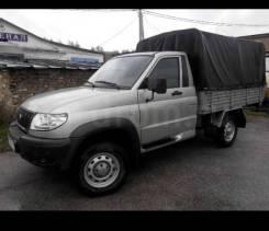 УАЗ Карго. УАЗ карго, 2 700 куб. см., 1 000 кг.