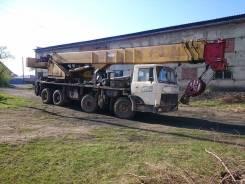 Газпромкран КС-6476. Продам автокран 6476 50 тонн на базе мзкт, 14 000 куб. см., 50 000 кг., 34 м.
