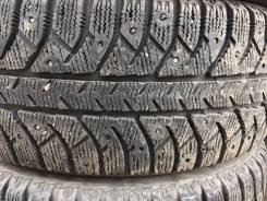Bridgestone Ice Cruiser 5000. Зимние, шипованные, износ: 40%, 1 шт