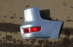 Бампер. Mitsubishi Outlander, GG2W, CW4W, CW5W, CW6W, GF7W, GF8W Двигатели: 6B31, 4B11, 4B12, 4J11, 4J12