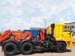 Камаз 65116. -6912-23(А4) тягач евро 4, 12 000 куб. см., 15 500 кг.