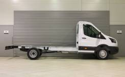 Ford Transit. Chassis C/CAB 350E, 1 755 кг., 4x2