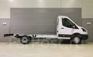 Ford Transit. Chassis C/CAB 350E, 1 755кг., 4x2