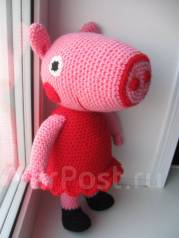 Свинка Пеппа (ручная работа)