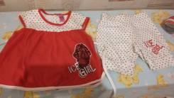 Одежда детская одним лотом. Рост: 68-74, 74-80, 80-86 см