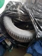 Dunlop SP Winter ICE 01. Зимние, шипованные, 2012 год, износ: 20%, 4 шт
