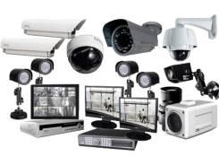 Монтаж видеонаблюдение, видеодомофоны, электрика