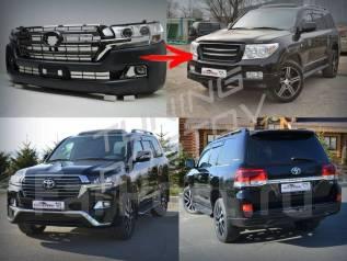 Кузовной комплект. Toyota Land Cruiser, GRJ200, URJ200, URJ202, URJ202W, UZJ200, UZJ200W, VDJ200