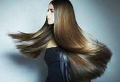 Кератиновое восстановление/выпрямление волос-2500 руб. Опыт. Выезд.