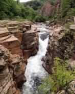 Водопады Приморья (Беневские водопады, Милоградовка, Шкотовский и др)