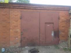 Боксы гаражные. улица Калинина 28б, р-н Чуркин, 60 кв.м., электричество, подвал. Вид снаружи