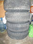 Bridgestone Blizzak WS-60. Зимние, без шипов, 2008 год, износ: 60%, 4 шт