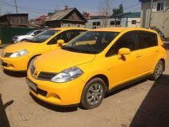 Nissan Tiida 900 руб/сутки