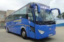 Аренда автобусов 45 и 50 мест в Уссурийске. С водителем