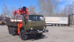 Камаз 4310. Продается грузовик сманипулятором Kanglim 1256, 10 000 куб. см., 6 000 кг.