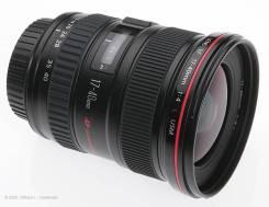 Новый объектив canon 17-40 f4. Для Canon
