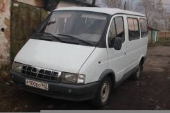 ГАЗ 2217 Баргузин. Продам Газ 2217 Баргузин, 2 700 куб. см., 11 мест