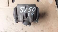 Суппорт тормозной. Toyota Vista, SV50, AZV55, AZV50, SV55 Двигатели: 1AZFSE, 3SFSE, 3SFE
