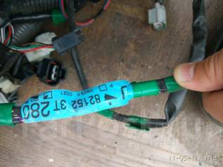 Проводка двс. Toyota Windom, MCV30 Двигатель 1MZFE