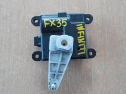 Сервопривод заслонок печки. Infiniti FX35, S50 Двигатель VQ35DE