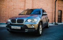 BMW X5. автомат, 4wd, 3.0 (306 л.с.), бензин, 110 тыс. км