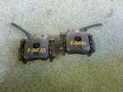 Суппорт тормозной. Toyota Pixis Space, L585A, L575A Toyota Passo, NGC30, KGC10, QNC10, KGC30, KGC15, KGC35 Двигатели: KFVE, KFDET, 1KRFE, K3VE, 1NRFE