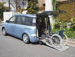 Toyota Sienta. автомат, передний, 1.5, бензин, б/п. Под заказ