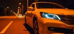 Фары (Тюнинг Комплект) Honda Accord IX (CR) 2013-2016 год.